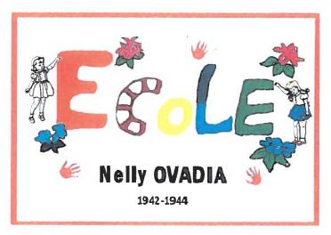 Ecole Nelly Ovadia vignette