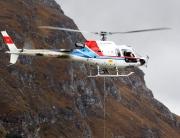 Marie Tourtour hélicoptère